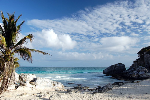 Caribbean near Tulum | by mdanys