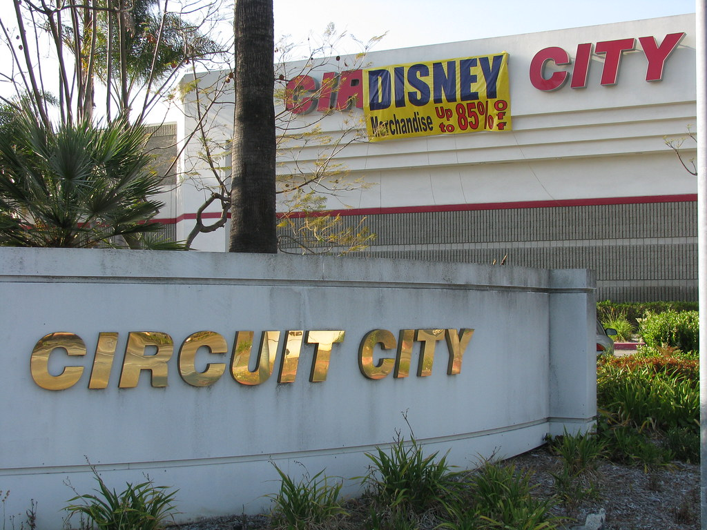 By Terry Guy What Do You With An Empty Circuit City Store
