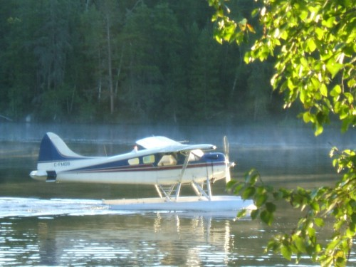 Nestor falls fly in outposts de havilland beaver there for Built by nester
