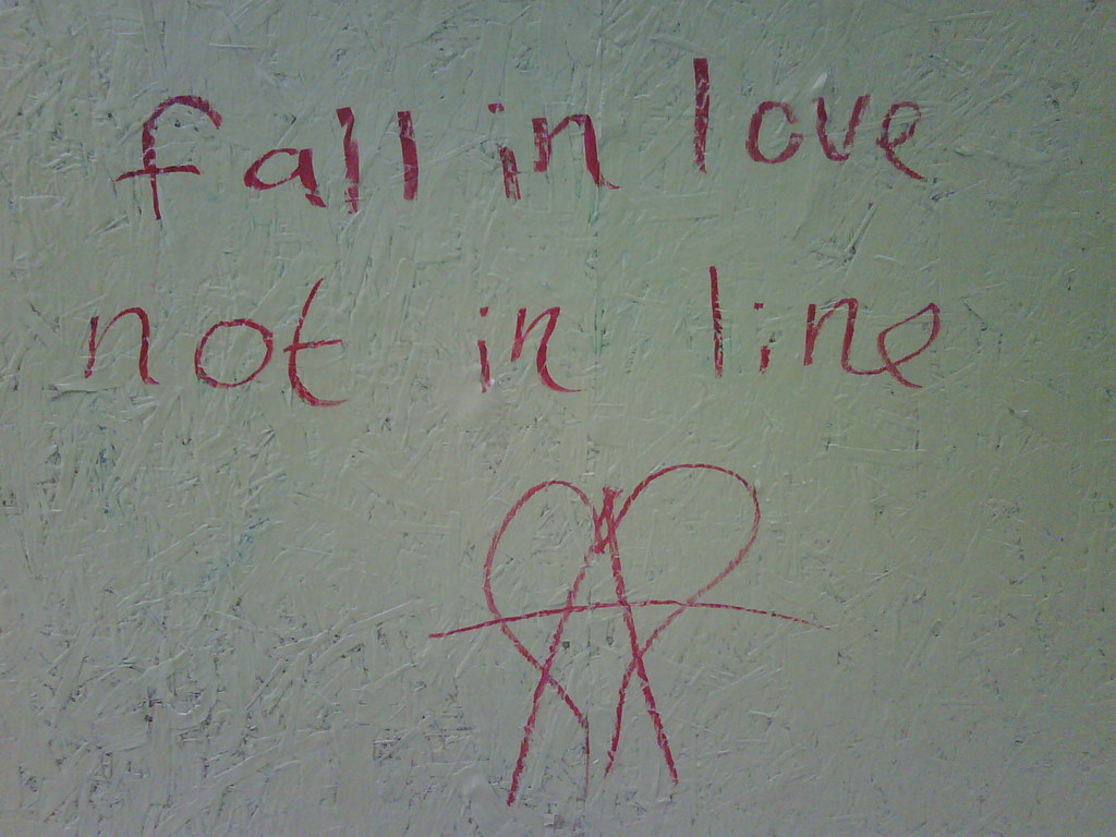 Love in Fall not in line new photo