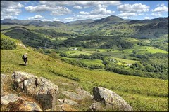 Looking out over Eskdale | by Alan Cleaver