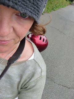 Little Red Riding Helmet (168/365) | by Adrienne Johnson SF