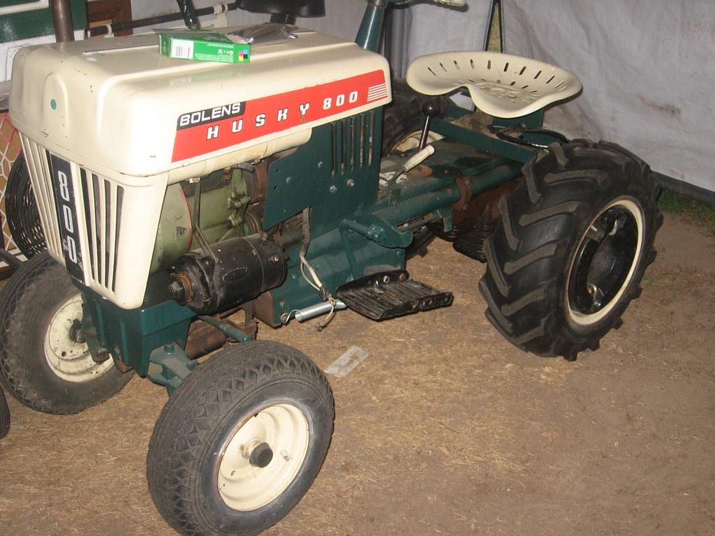 bolens 800 garden tractor | 1963 bolens 800 | biggs | Flickr