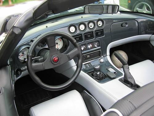 dodge viper rt 10 roadster interior dash c1995 flickr. Black Bedroom Furniture Sets. Home Design Ideas