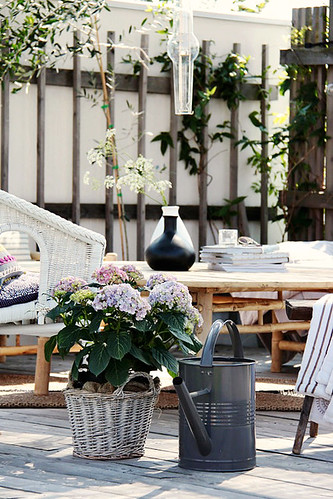 Patio Inspiration | by decor8