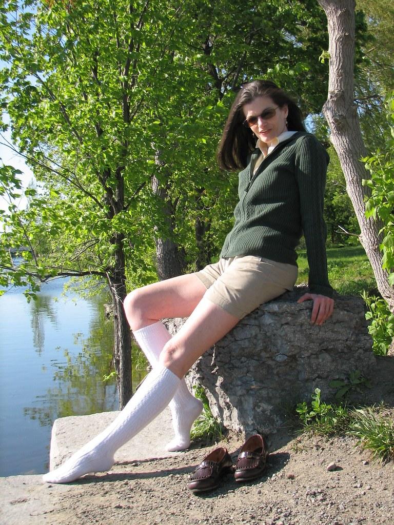 Sexy women wearing kneesocks flickr