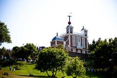 Гринвичская королевская обсерватория. Royal Greenwich Observatory