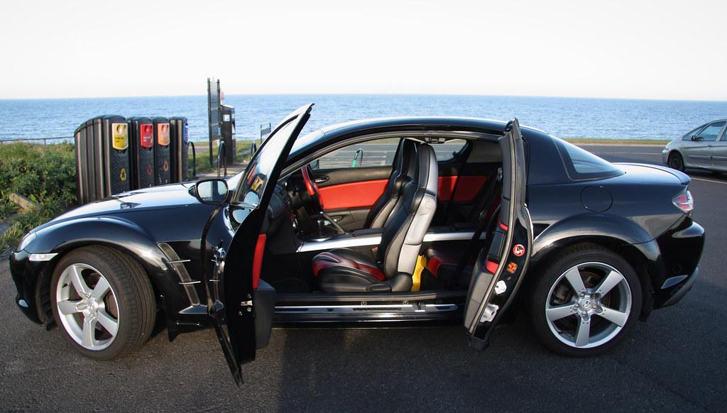 Mazda RX8 Interior | Shaun is selling the Mazda RX-8, so we … | Flickr