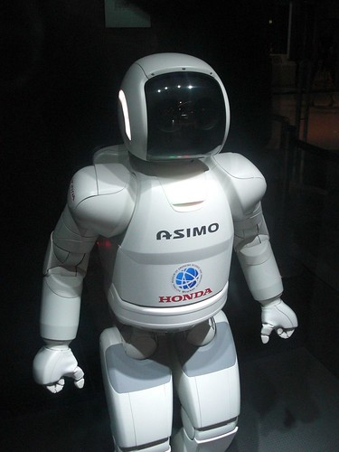 Asimo | by tiseb