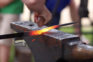 Folklife Festival Welsh Blacksmith | by Mr.TinDC