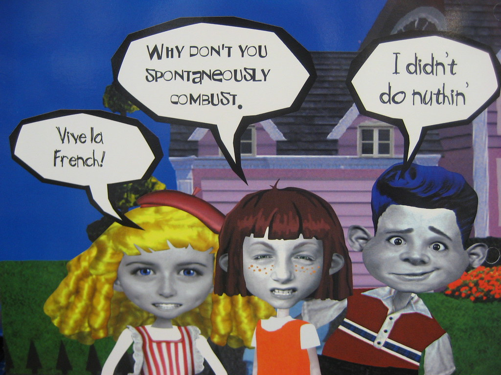Angela Anaconda images Angela and Johnny Abatti wallpaper and ...