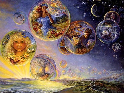 Seasons of life by josephine wall artwork by josephine wal flickr seasons of life by josephine wall by fantasy art voltagebd