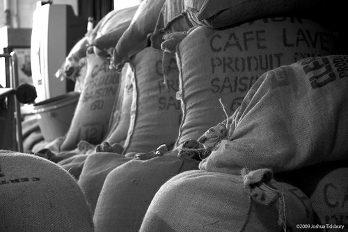Sacks of Coffee | by beyond20khz