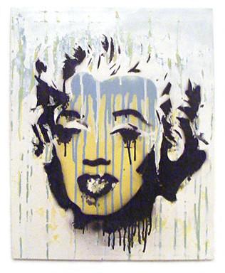 Vango graffiti urban street art canvas by 100artworks