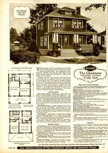 Sears Foursquare The Gladstone The Gladstone Exterior