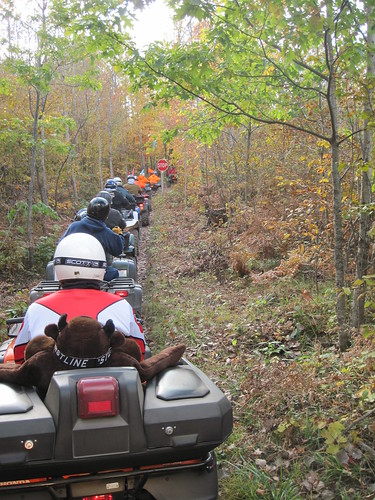 Fall ORV ride | by Grayling Visitors Bureau