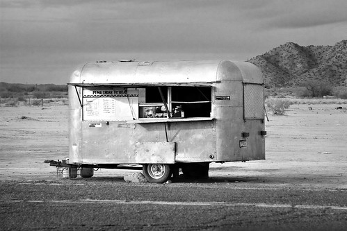 Pima Fry Bread Stand | by Mitch Seaver