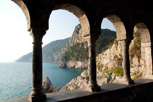 5 terre, view from Portovenere | by luigig75