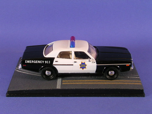 les voitures de james bond 007 dodge monaco police du f flickr. Black Bedroom Furniture Sets. Home Design Ideas