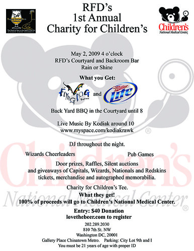 Charity for Children | by Flying Dog Brewery
