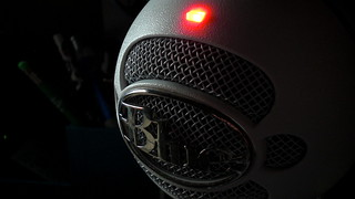 Blue Snowball Mic 04.07.09 [97] | by timlewisnm