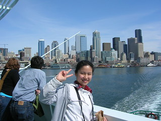 Chinese students visit Seattle | by SUNY Delhi