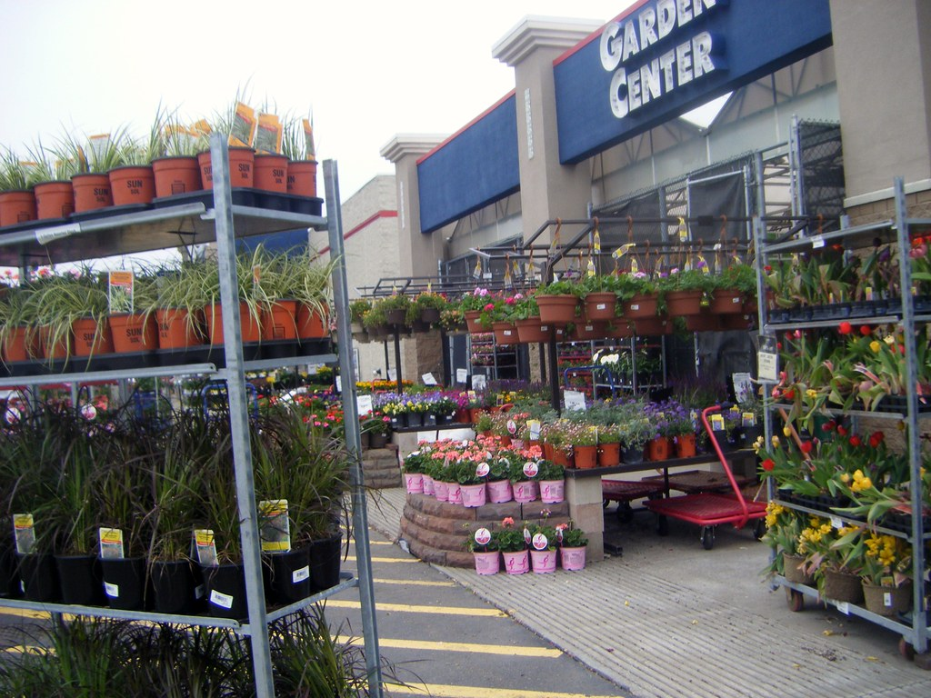 garden center at lowes Bradley Gordon Flickr