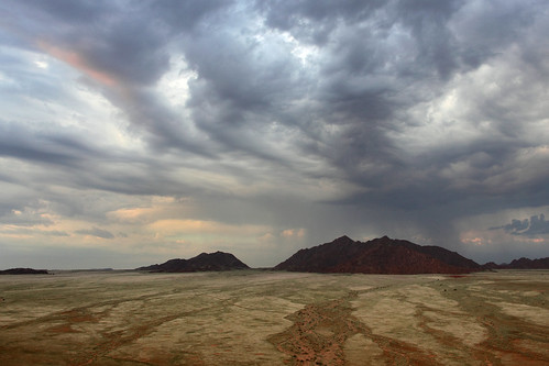 Rainstorm Near Sossusvlei | by Rob Kroenert