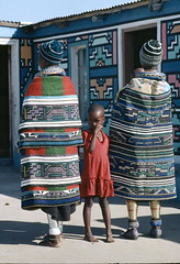 Ndebele Tribe in South Africa | by United Nations Photo