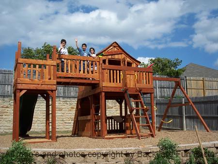 ... 54) Backyard Fun Factory Fort Stockton Monkey Land 3   by Learn It Town - 54) Backyard Fun Factory Fort Stockton Monkey Land 3 Flickr