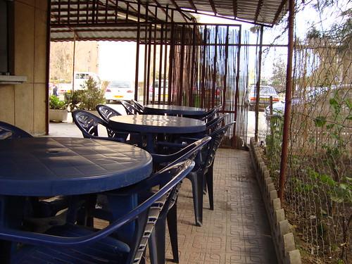 Caf houma terrasse de caf la cit 5 juillet bab for Piscine 5 juillet bab ezzouar