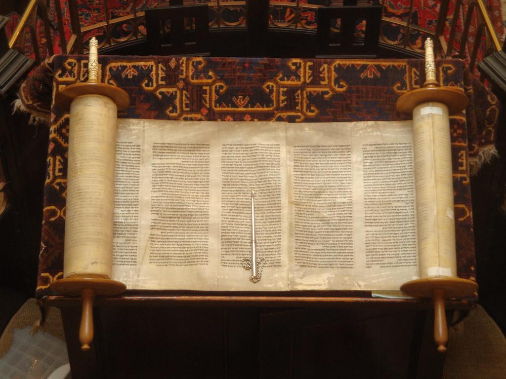 Torah | The Torah, the Jewish Holy Book | Lawrie Cate | Flickr