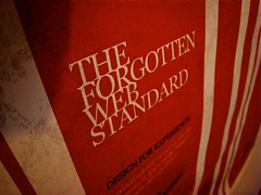 Graphic Design: The Forgotten Web Standard Poster by Mike Kus | by vectorfunk