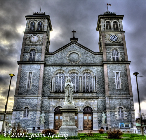 Basilica of St John the Baptist St. Johns ,Newfoundland ...