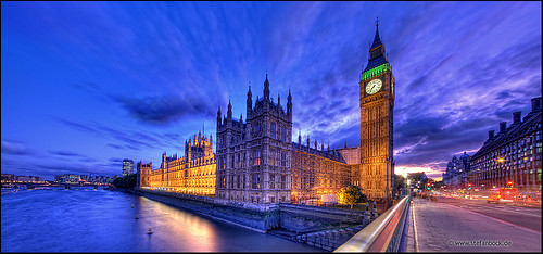 London Houses Of Parliament | by Stefan Bock