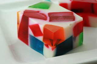 Broken Glass Jello | by Food Librarian