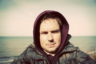 74/365 - Cold day at the Beach | by JonMorgan.