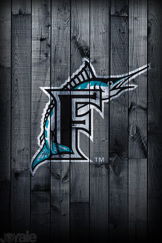 Florida Marlins I Phone Wallpaper