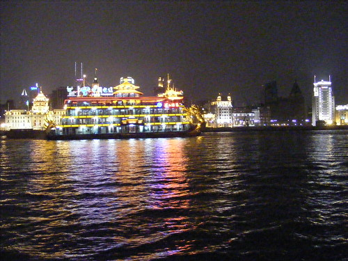The Bund and Huangpo river from Pudong at Night | by Rincewind42
