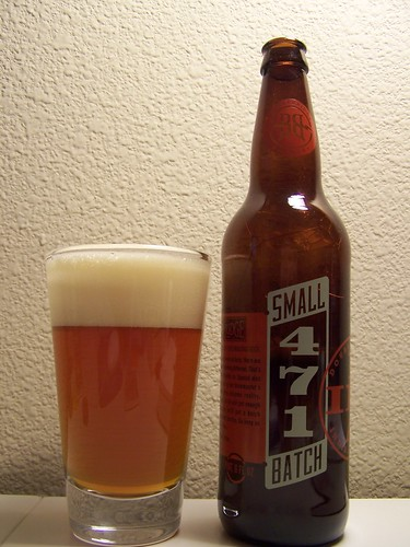 Breckenridge Brewery Small Batch 471 IPA | by Must Love Beer