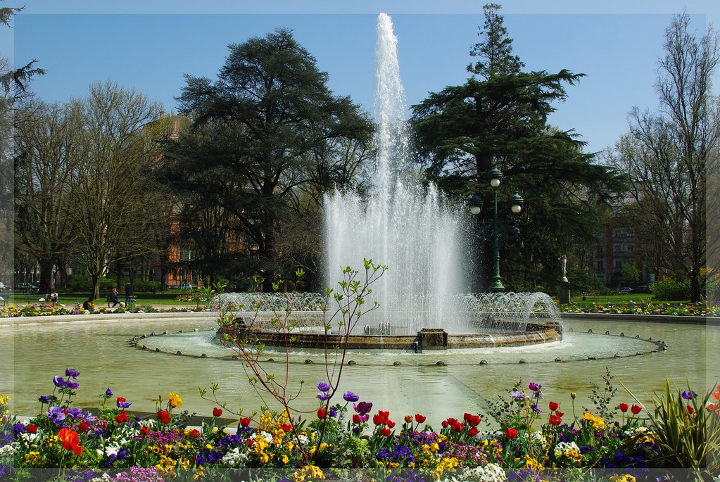 Toulouse : Jardin du Grand Rond | PierreG_09 | Flickr