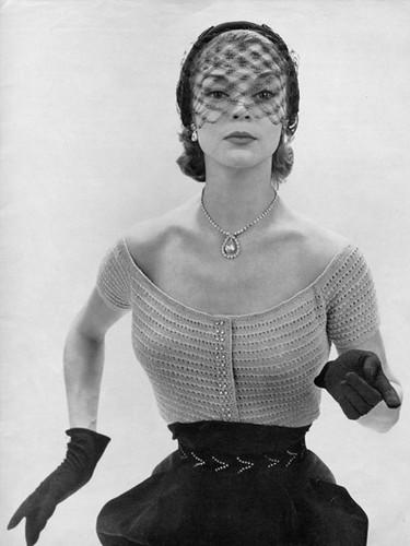 Vintage Knitting Pattern Pattern Available At Babydeesy Flickr