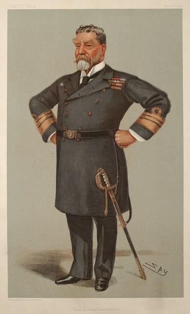"Vice-Admiral Sir Harry Holdsworth Rawson, K.C.B. ""Fresh from the Channel Fleet."""