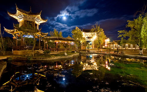Lijiang Old town | by Puresilk Images (AWAY)