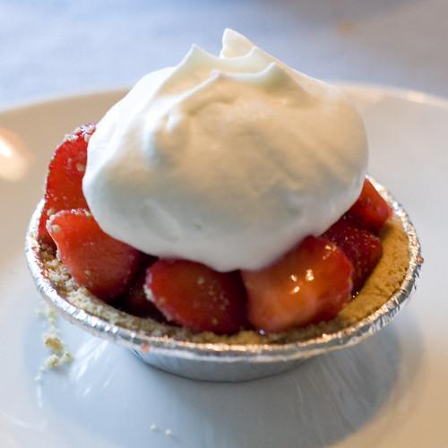 Quick Strawberry Jam For Cake