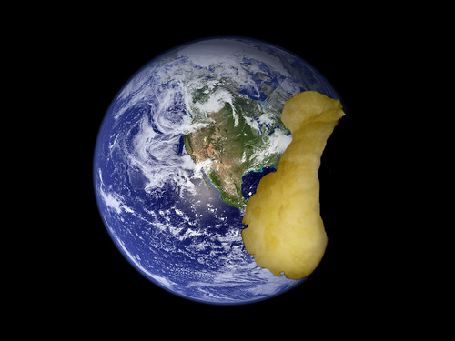 Apple Earth | by JD Hancock