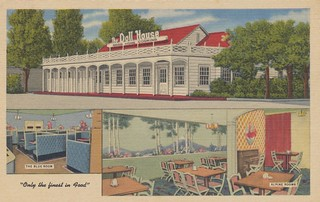 The Doll House Restaurant - Salt Lake City, Utah | by The Cardboard America Archives