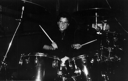 1990s-drummer-unknown | by Artrocity