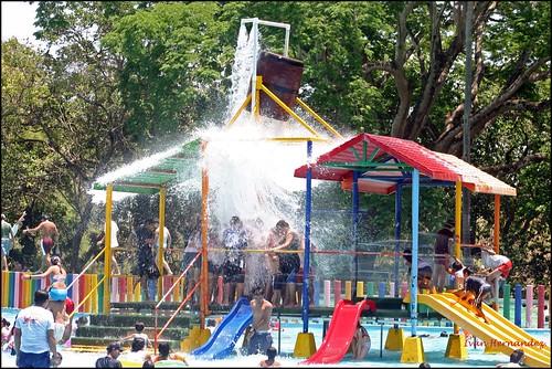 Dandose un chapuzon piscinas del balneario de amapulapa sa - Piscina san vicente ...