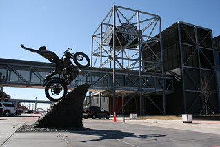 Harley Davidson Museum (Milwaukee) 115 (16-Apr) | by wolfstad